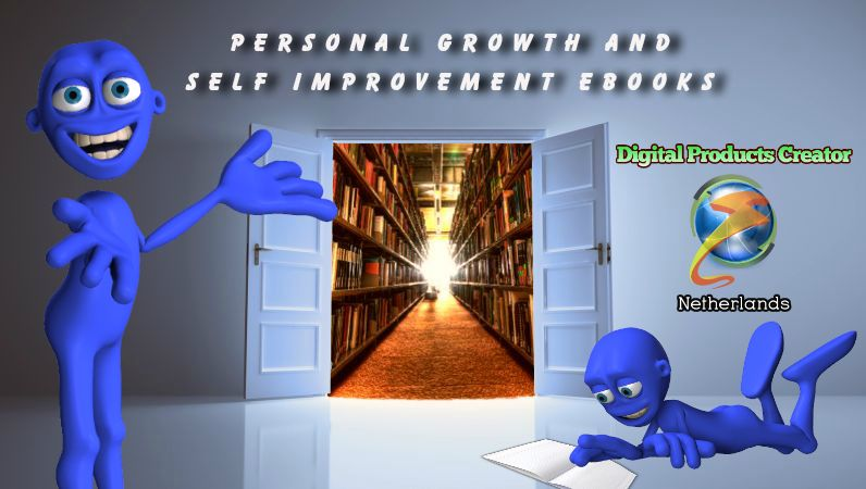 Personal Growth and Self Improvement eBook Store